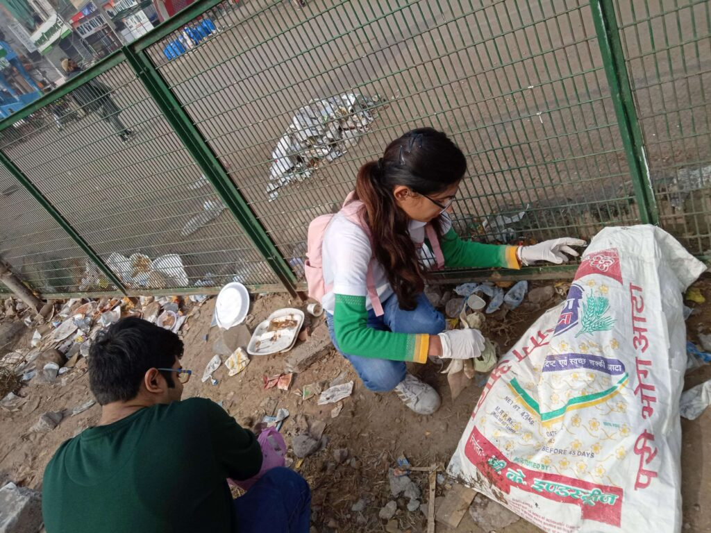 SHAHEEN BAGH CLEANLINESS DRIVE (JAN 21, 2020) - 5