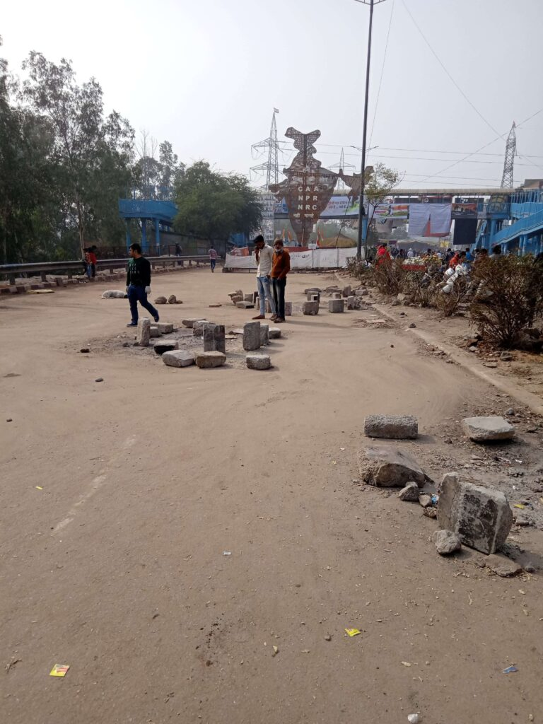 SHAHEEN BAGH CLEANLINESS DRIVE (JAN 21, 2020) - 6
